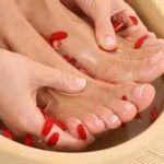 Hidratación de manos y pies en Albada Natural